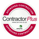 Contractor Plus logo Friern Electrical
