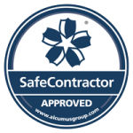 SafeContractor Logo Friern Electrical